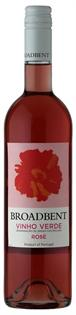 Broadbent Vinho Verde Rose 750ml - Case of 12
